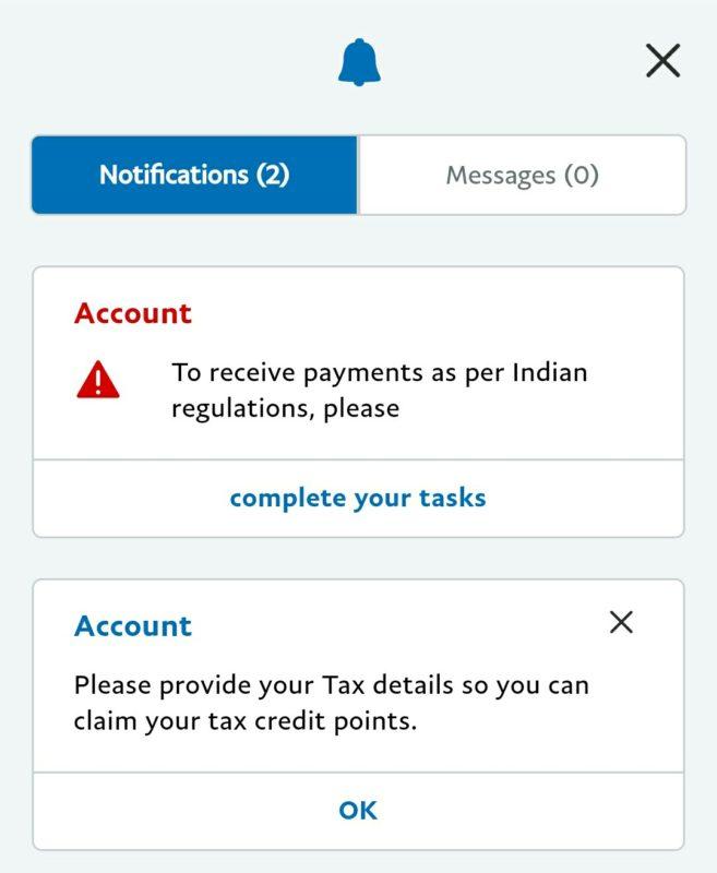 Paypal account kaise kaam krta hai