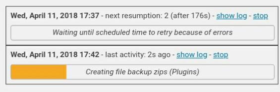 Website Ka Complete backup