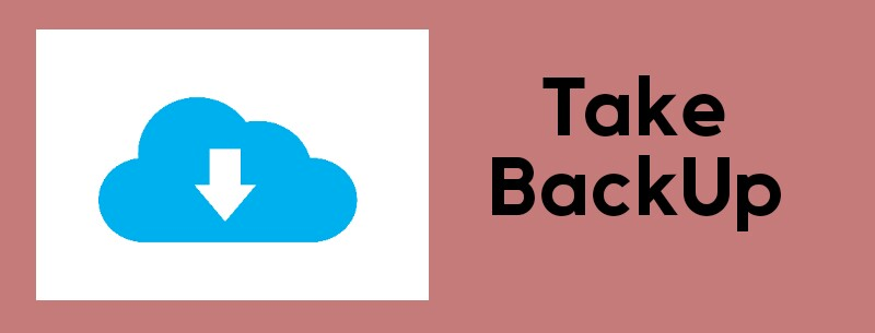 Wordpress Website ka backup lekar wordpress Website Secure Kaise kare