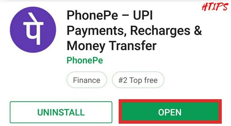 Install Phone Pe