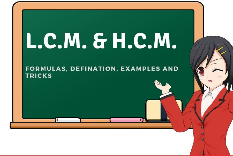 Lcm and hcm
