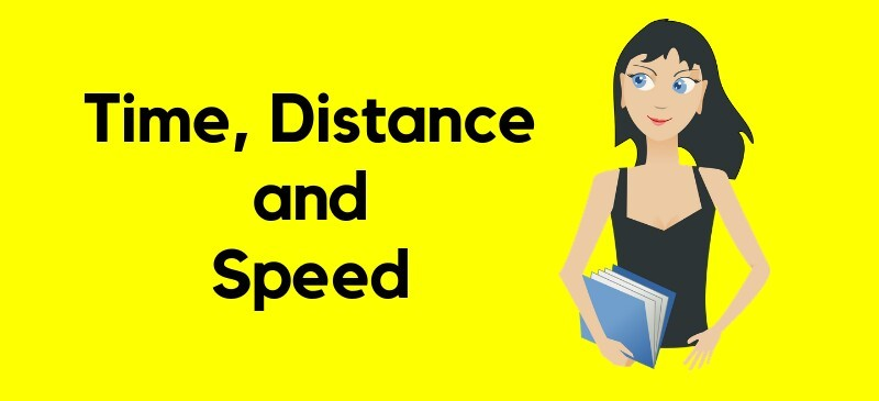 Time speed distance