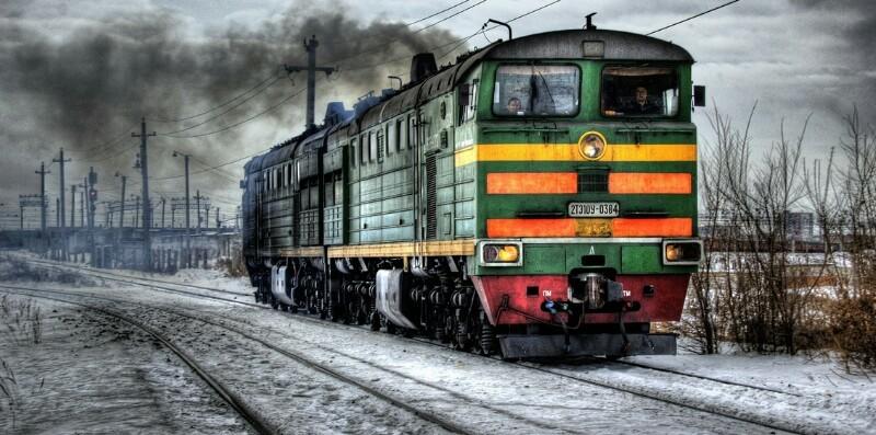 रेलगाड़ी Train