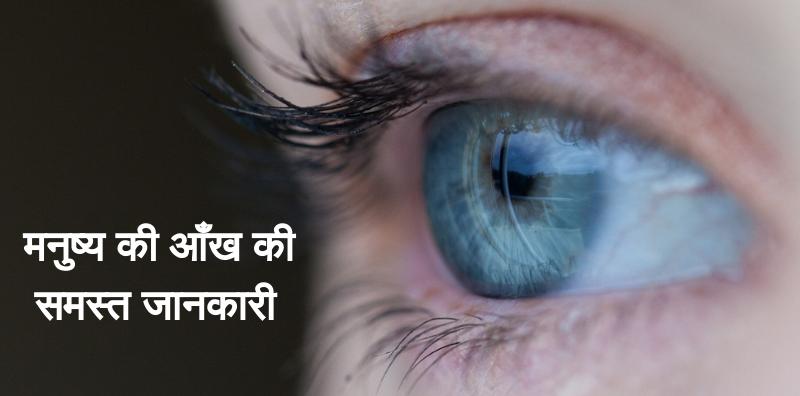 manushya ki aankh eye