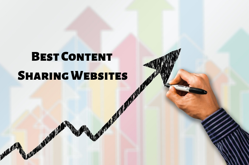 content sharing websites