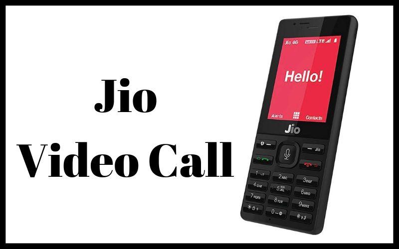Jio Video Call