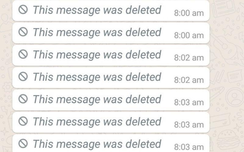 Whatsapp के Delete Message कैसे पढ़े?