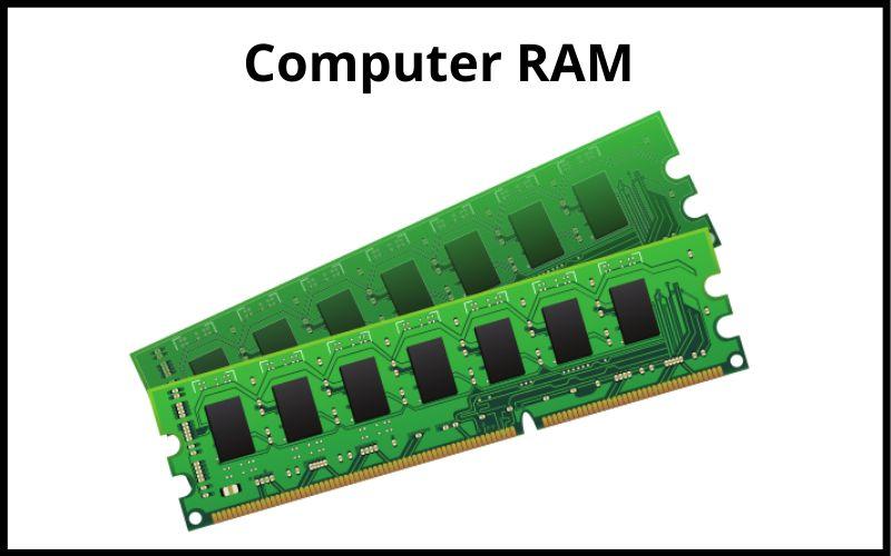RAM क्या है इसके प्रकार और कार्य क्या है?