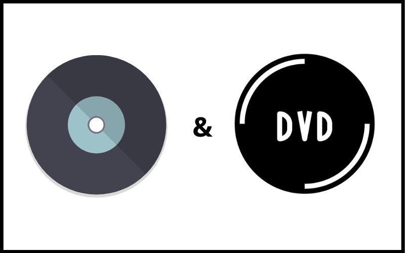 CD और DVD क्या हैं
