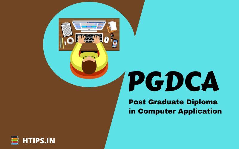 PGDCA Course
